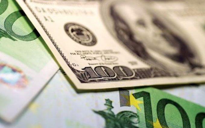 Курсы валют в Украине на понедельник, 23 апреля