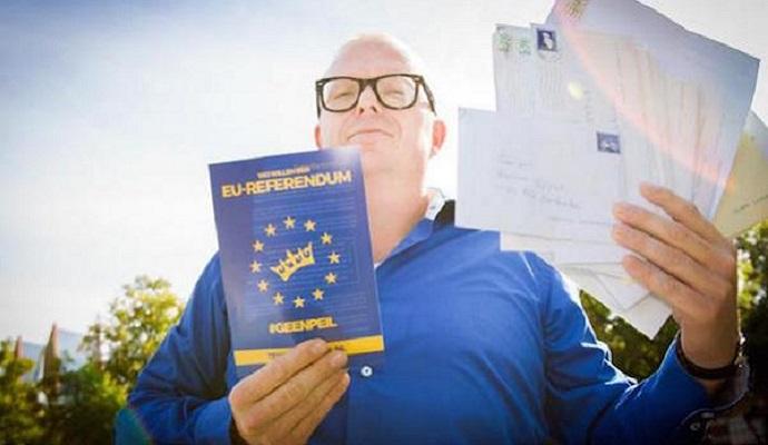 Большинство граждан Нидерландов против ратификации ассоциации между Украиной и ЕС