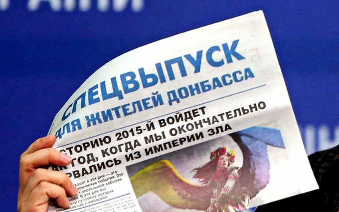 """У мережу потрапив розклад """"мінпропаганди"""" бойовиків ДНР: опубліковані фото"""