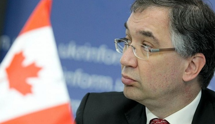 """В Украине """"постоянный политический триллер"""" - посол Канады"""