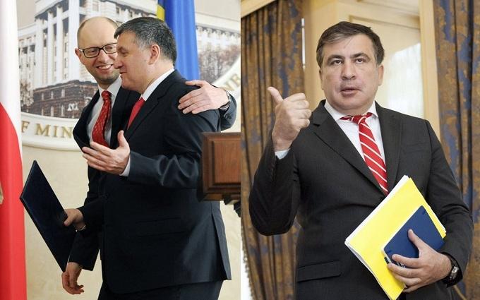 Депутат рассказал о неожиданном предложении Саакашвили Авакову