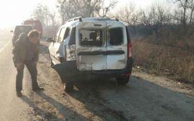 В масштабном ДТП под Полтавой разбились сразу 7 авто: опубликованы фото
