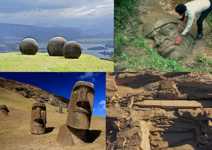 Добірка стародавніх чудес, які досі залишаються нерозгаданою загадкою (13 фото)