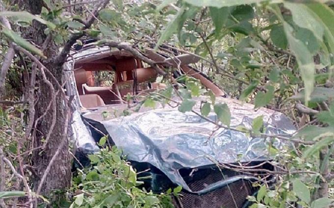 На Донбасі загинув глава району: опубліковані фото (1)