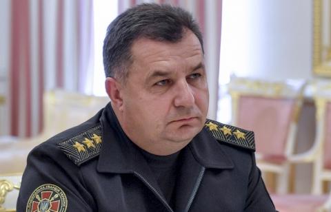 Міноборони: оборонний бюджет України на 2015 рік становить 25 млрд грн