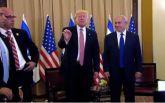 Трамп опять забыл пожать руку во время официальной встречи: появилось видео конфуза с лидером Израиля