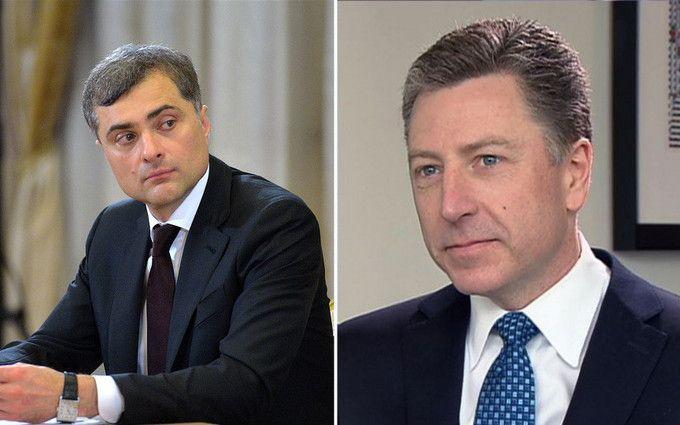Зустріч Волкера і Суркова почалася в Мінську