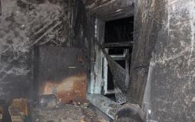 У Житомирській області невідомі підпалили будинок депутата: опубліковані фото