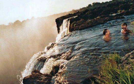 Самый опасный бассейн в мире