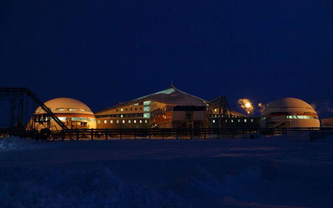 Россия впервые показала свою военную базу в Арктике: появились фото