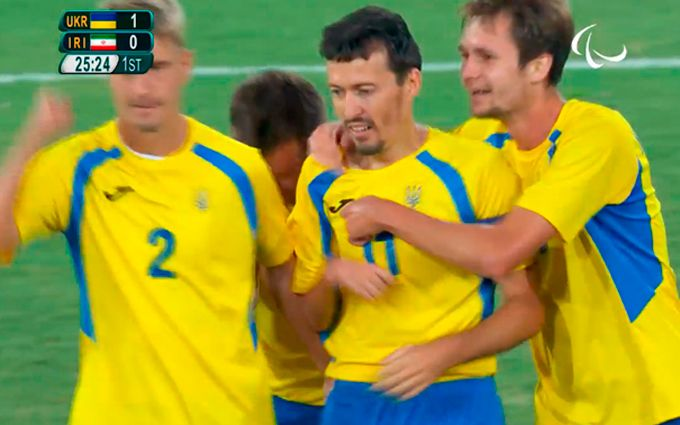 футбол украины фото