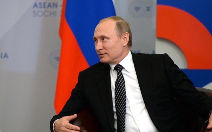 Путін розповів, які висновки ЄС повинен зробити з ситуації з Україною