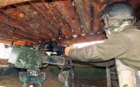 Бійці ЗСУ розбомбили позицію бойовиків на Донбасі - опубліковано вражаюче відео