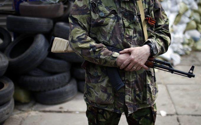 Бойовики на Донбасі облаштували позиції біля кладовищ: опубліковані фото