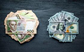 Курсы валют в Украине на вторник, 4 сентября