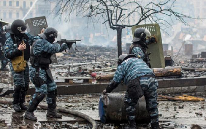 ГПУ не установила причастность снайперов к расстрелам на Майдане