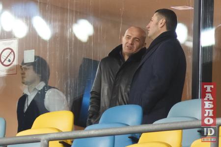 Порошенко и другие VIP-персоны на матче Динамо: появились новые фото (1)