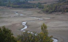 Оккупированный Крым остается без воды: стали известны детали