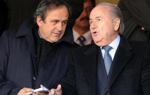 """Платіні: """"Блаттер повинен був стати президентом ФІФА, і я йому довіряв"""""""