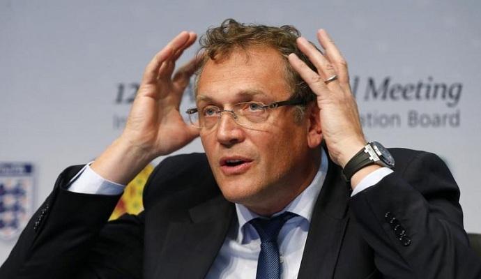 ФИФА отстранила Вальке от футбольной деятельности на 12 лет
