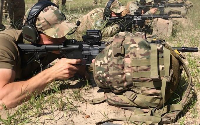 Як в країнах НАТО - українські спецназівці отримали нове озброєння