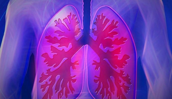 Легені відповідальні за наш імунітет