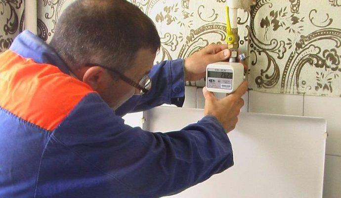 КГГА: в столице планируют установить газовые счетчики для 600 000 потребителей