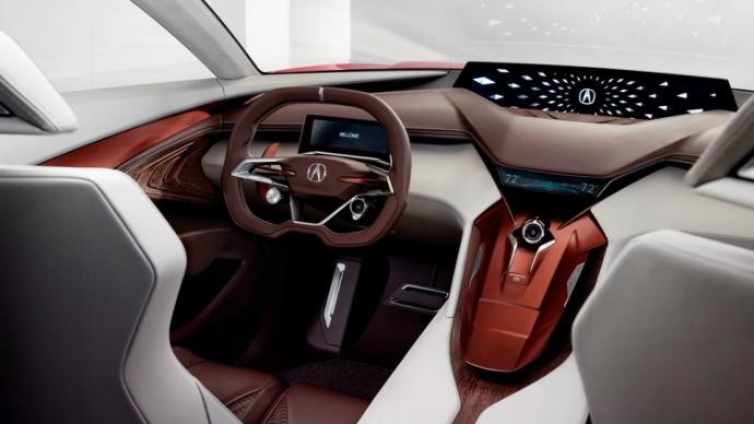 Acura представила 5,2-метровий хетчбек Precision (4 фото) (3)