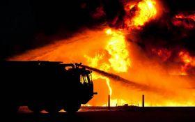"""В """"ДНР"""" стався потужний вибух на газовому об'єкті: з'явилося відео"""