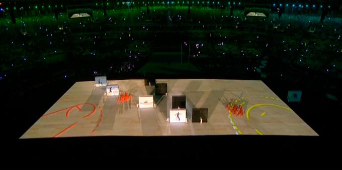 Церемония открытия Паралимпиады-2016: фото и видео из Рио (23)