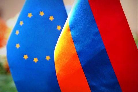 Между ЕС и Арменией начались переговоры о новом двустороннем соглашении