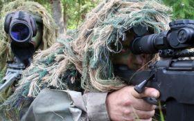Сжигает сетчатку глаза: боевики на Донбассе применяют новое оружие против снайперов ВСУ