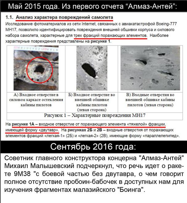 У Порошенка викрили Росію в новому фейку про загибель MH17 (1)