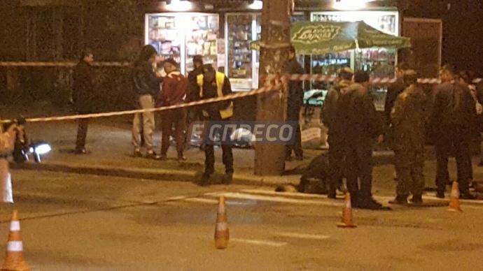 В Киеве произошло жуткое убийство: появились фото и подробности (1)