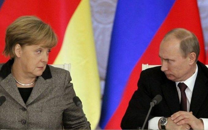 Украинский дипломат открыто раскритиковал Германию за заигрывание с Путиным