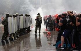 Як бойовики ЛНР вчаться боротися з миротворцями ОБСЄ: з'явилися фото