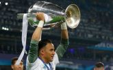 """""""Реал"""" привіз Кубок Ліги чемпіонів 2018 у Мадрид: опубліковано відео"""