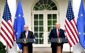 Евросоюз выдвинул Трампу жесткий ультиматум