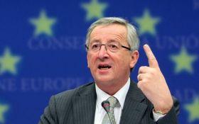 Юнкер предлагает объединить посты председателей Европейского Совета и Еврокомиссии