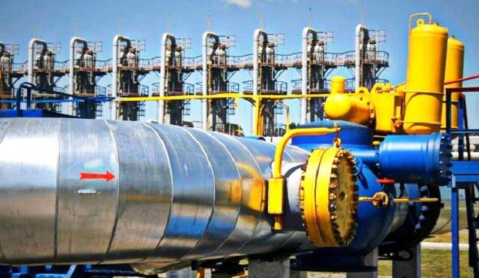 Украина с начала года увеличила транзит газа в Европу