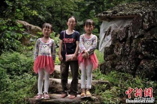У маленькому китайському селі живуть 39 пар близнюків: опубліковані фото (1)