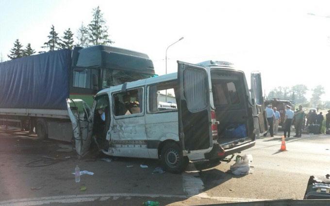 У страшній ДТП в Росії загинули українці: опубліковані фото