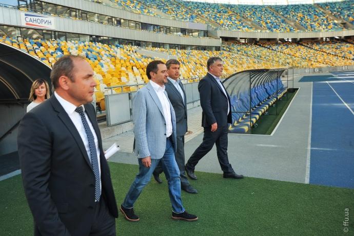 Финал Лиги чемпионов в Киеве: Павелко назвал важные задачи (1)