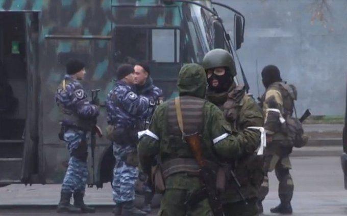 """Боевики """"ДНР"""" заявили о причастности к событиям в Луганске"""