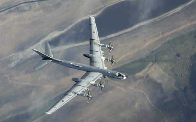 Німецькі винищувачі перехопили бомбардувальники РФ - перші подробиці