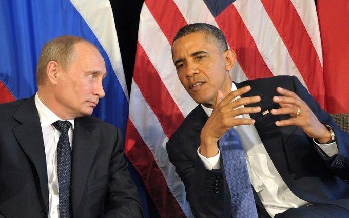 Обама назвал введенные против Российской Федерации санкции нужным и соответ ...