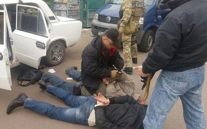 ВСБУ сообщили озадержании 9-ти служащих спецслужб Российской Федерации