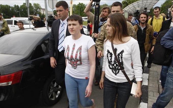 Путіна просто змусили - російський націоналіст про обмін Савченко