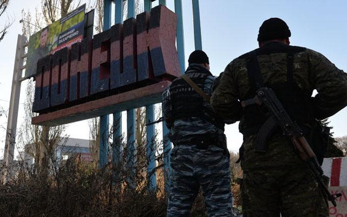 У штабі АТО фото і картами спростували нову пропаганду бойовиків ДНР