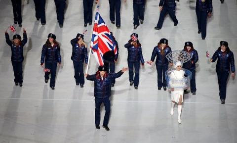 Церемония открытия Олимпиады-2014 (15 фото) (12)